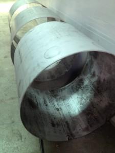 6t不銹鋼 滾圓點焊