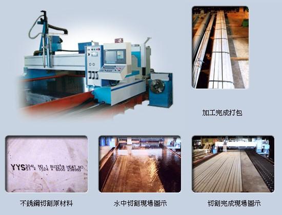 不銹鋼CNC切割